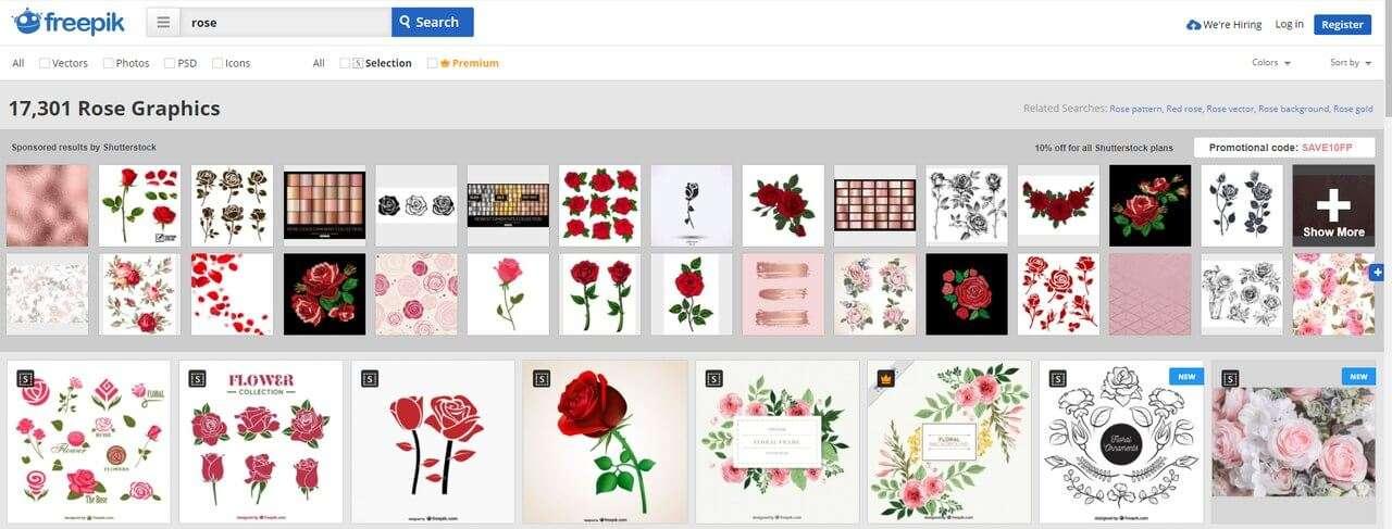 Бесплатные сервисы с иконками и паттернами