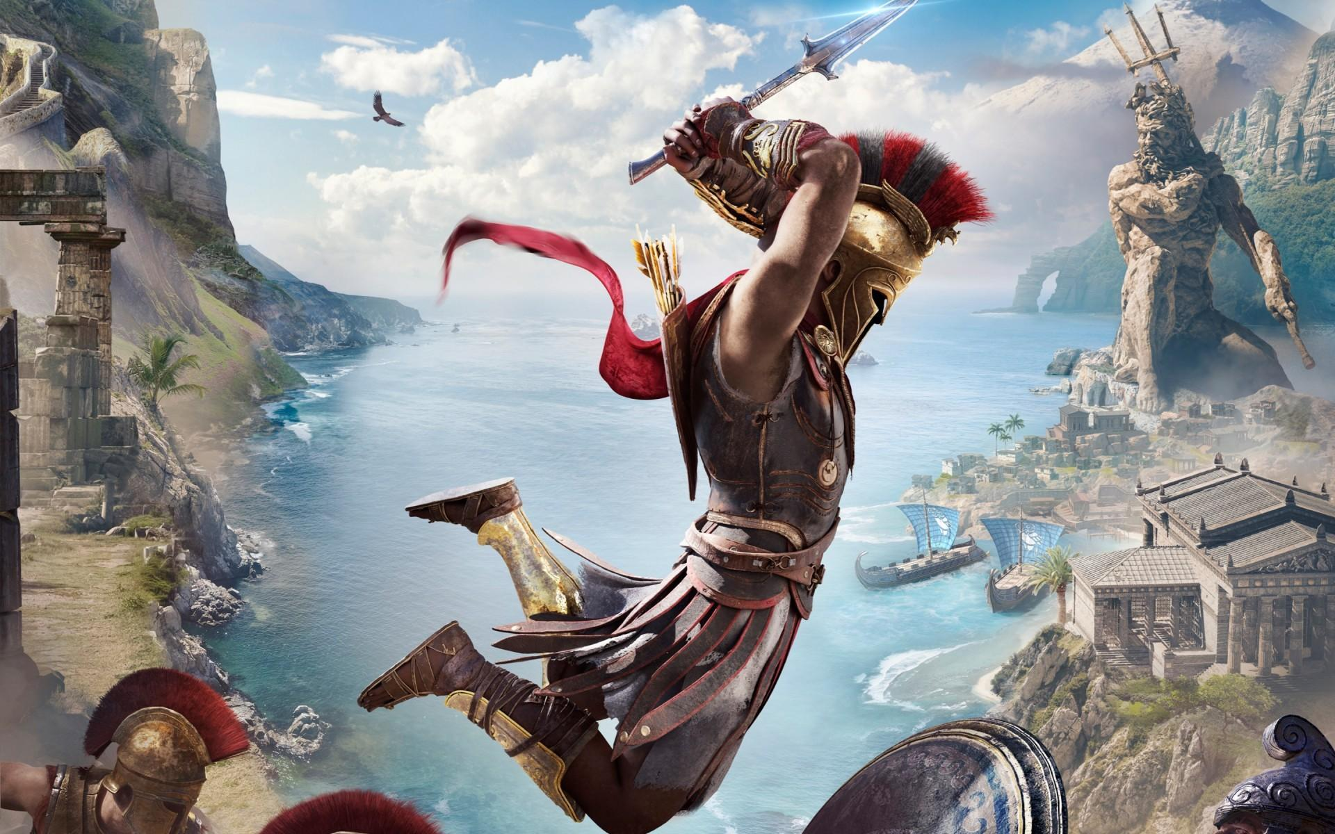 Assassin's Creed Odyssey (2017/PC/Русский/Английский)
