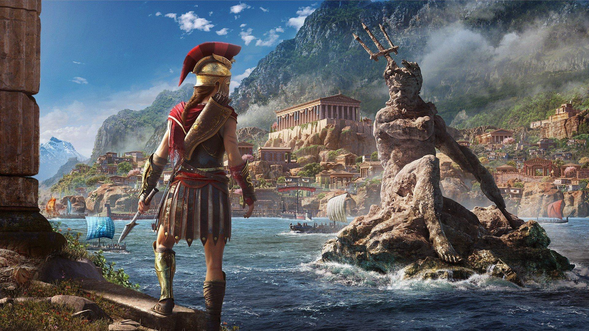 Системные требования Assassins Creed Odyssey