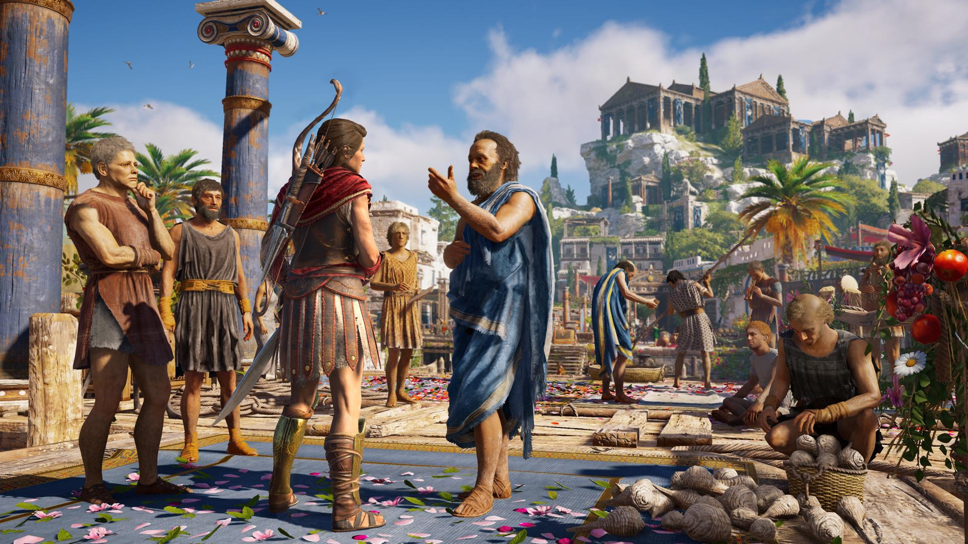 Описание Assassin's Creed Odyssey