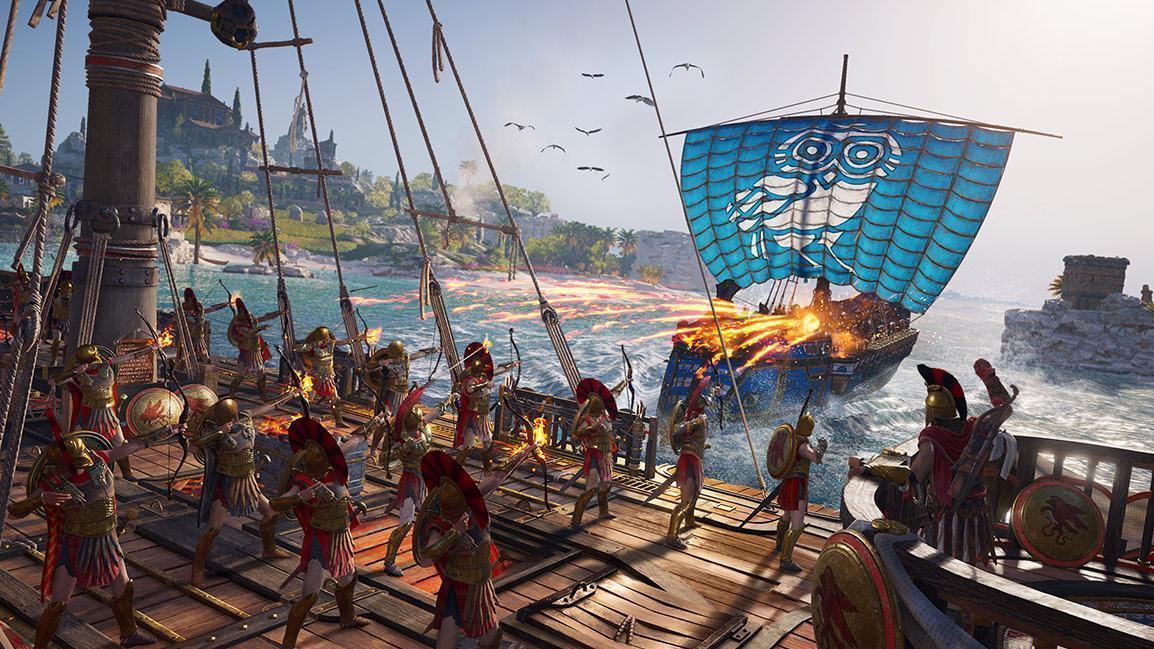 Assassins Creed Odyssey скачать торрент 2018