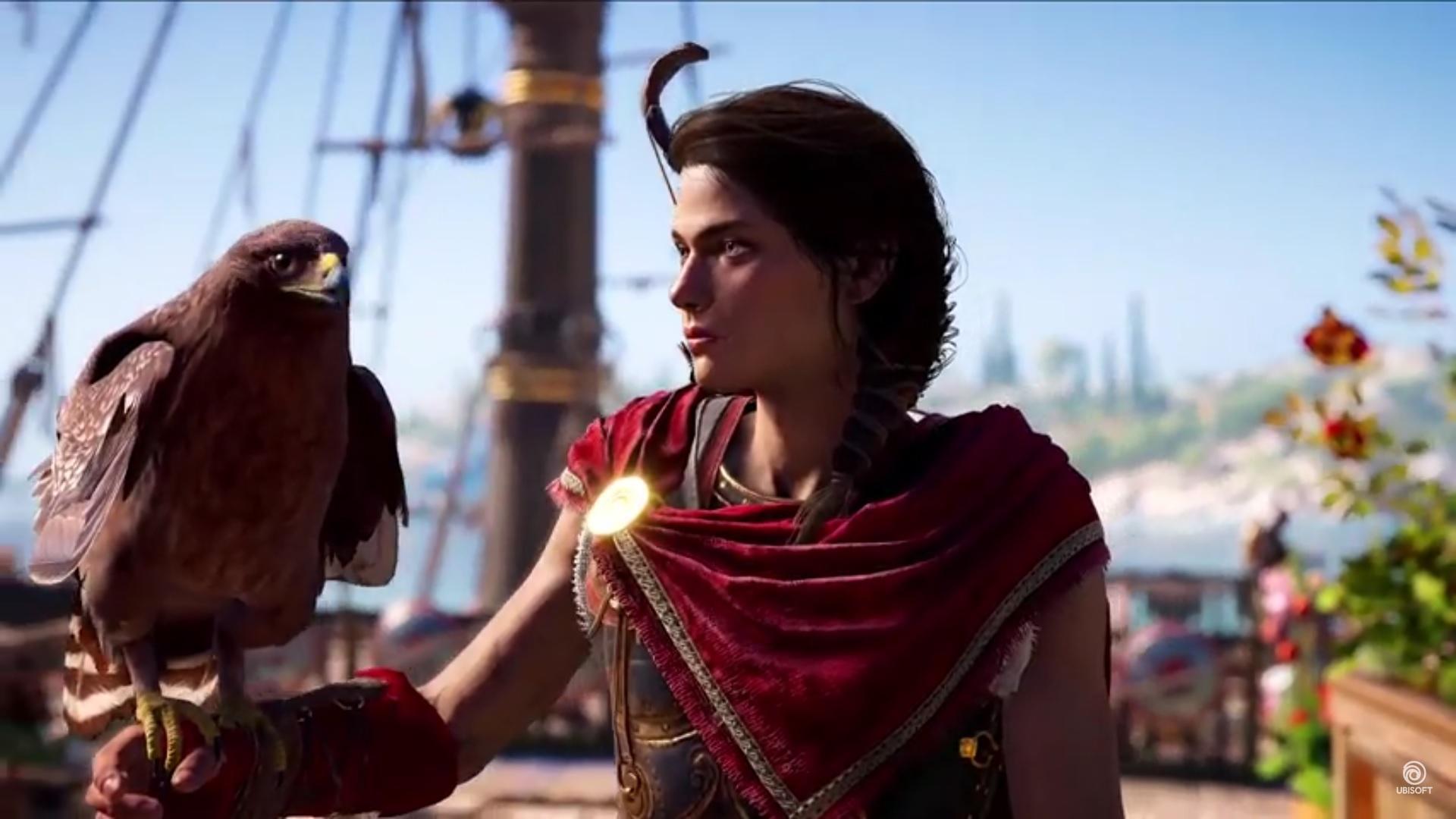 Скачать торрент Assassins Creed Odyssey бесплатно