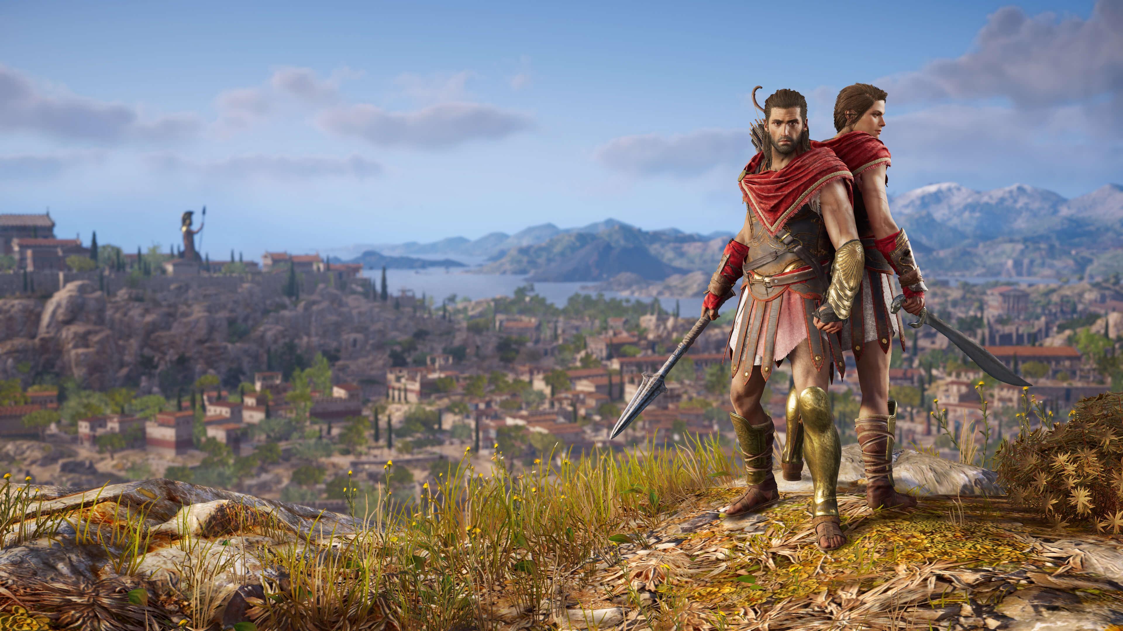 Assassins Creed Odyssey скачать бесплатно торрент